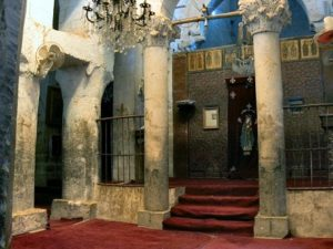 DAIR AL-ADHRA, THE CHURCH OF THE HOLY VIRGIN (1)