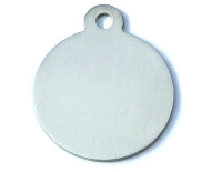 Stainless blank resized Animal Tags